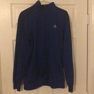 Royal Blue Men's Adidas Jacket